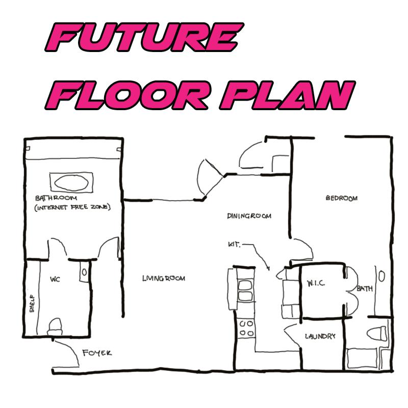 Future floor plan