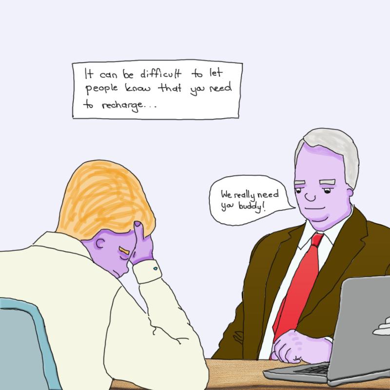work-pressures